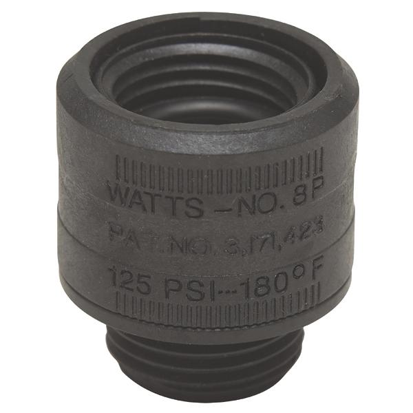 Watts 0061868 8p Hose Bibb Connection Vacuum Breaker 3 4