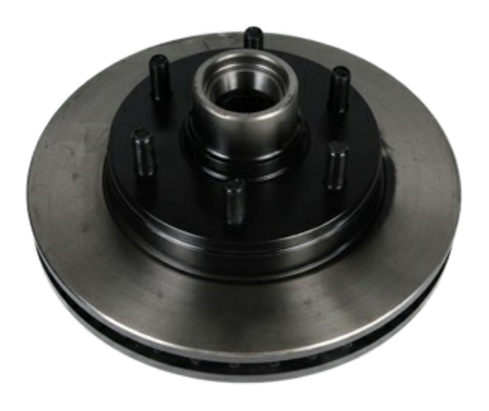 ACDelco 177-0981 Disc Brake Rotor & Hub Assembly