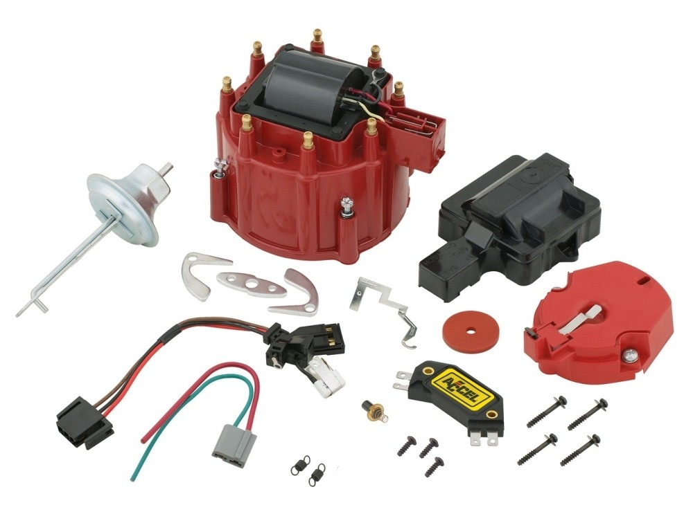 ACCEL 8200 High Performance Ignition Tune-up Kit for GM HEI Distributor |  eBayeBay