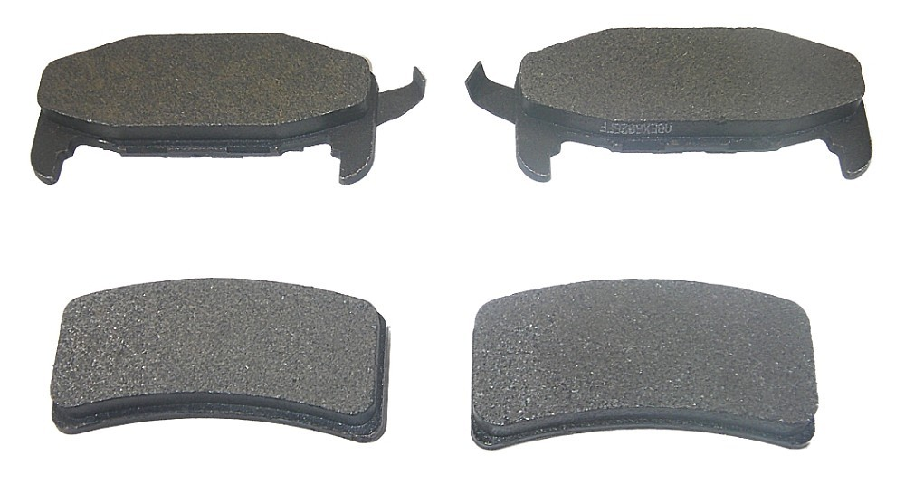 AutoSpecialty 20-377-51 Disc Brake Pads