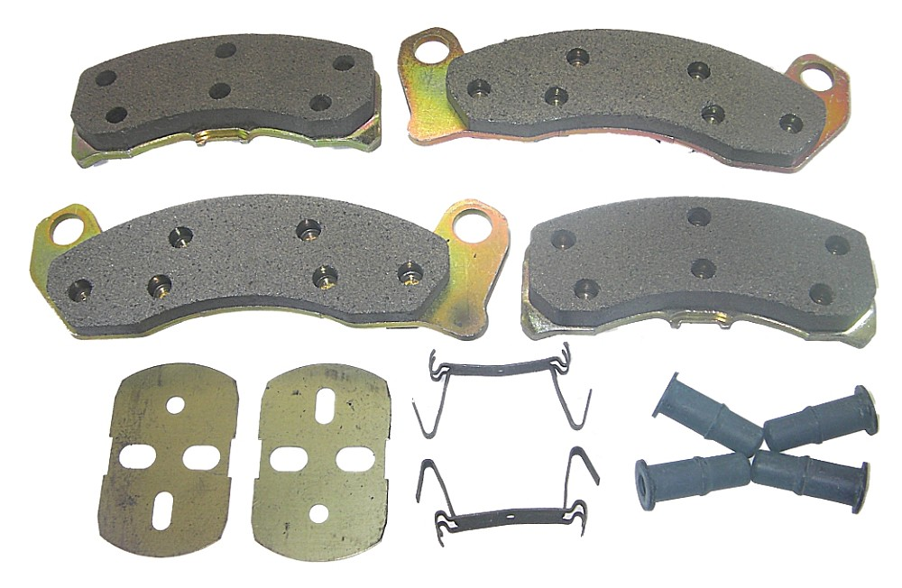 AutoSpecialty 20-499-52 Disc Brake Pads