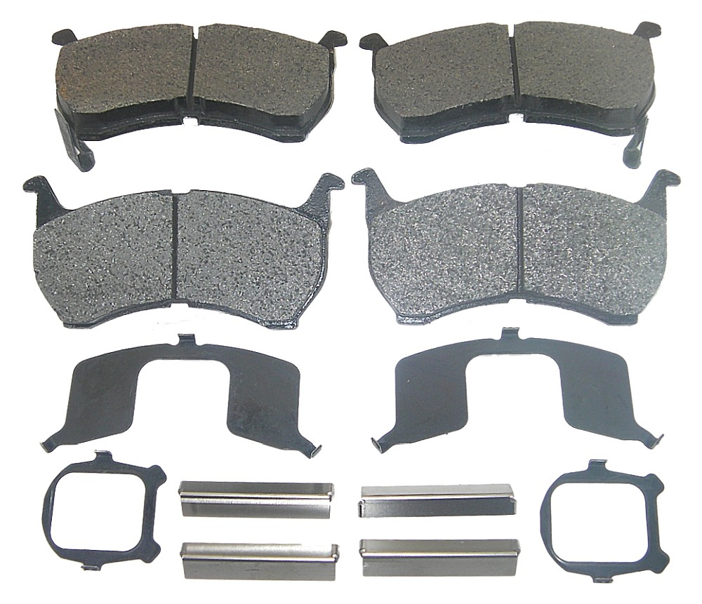 AutoSpecialty 24-317-02 Disc Brake Pads