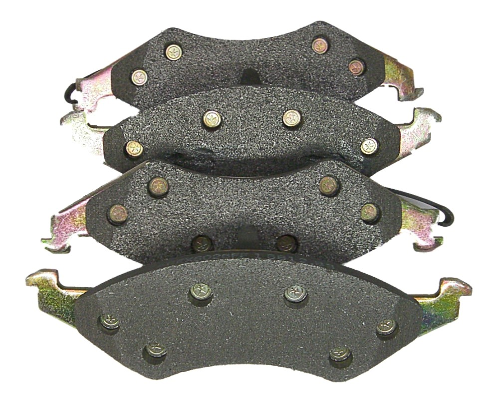 AutoSpecialty 24-421-04 Disc Brake Pads