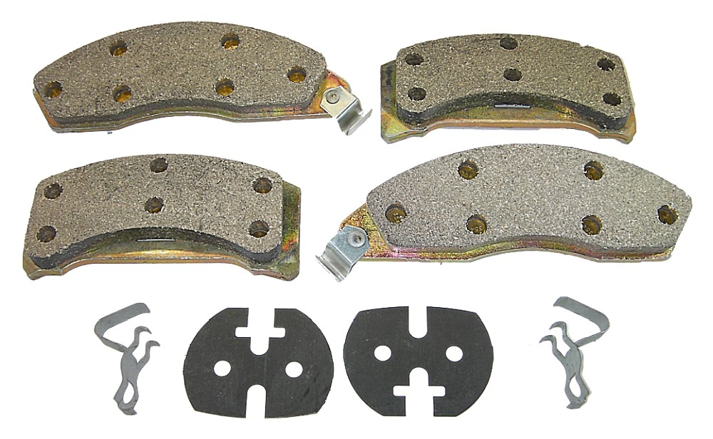AutoSpecialty 27-152-03 Disc Brake Pads