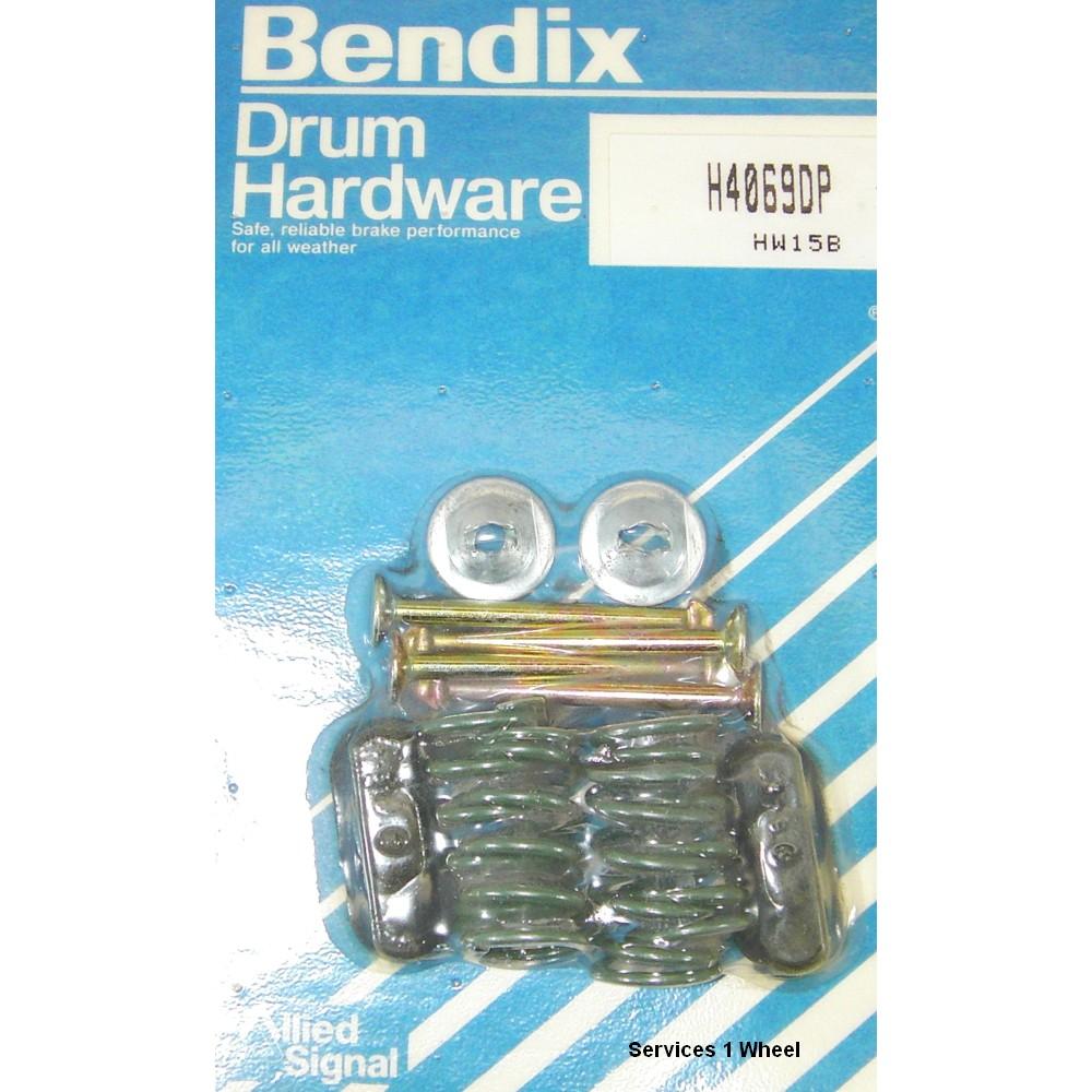 Bendix H4069DP Drum Brake Shoe Hold Down Kit