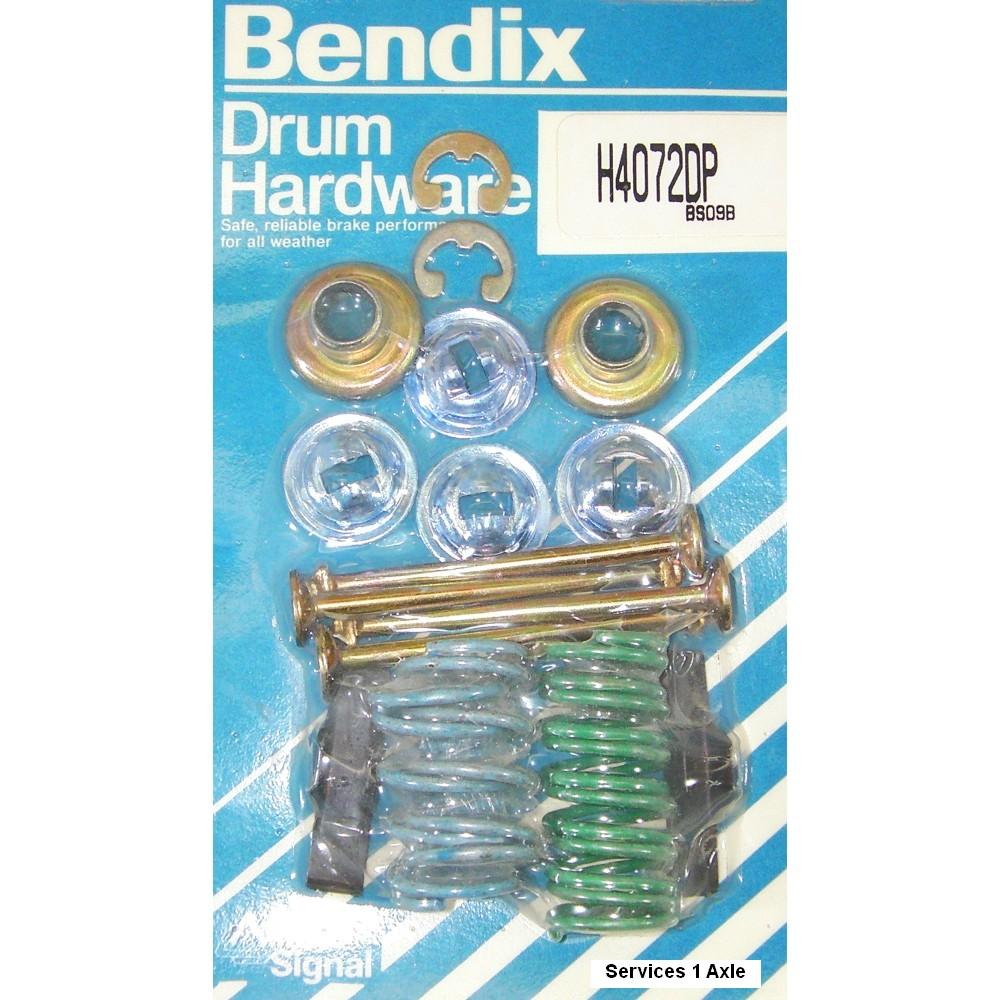 Bendix H4072DP Drum Brake Shoe Hold Down Kit