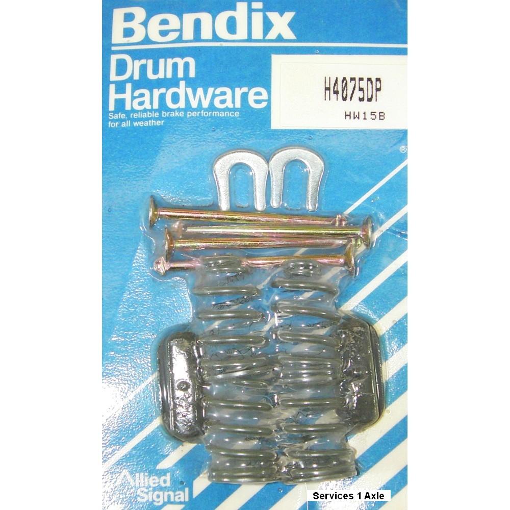 Bendix H4075DP Drum Brake Shoe Hold Down Kit