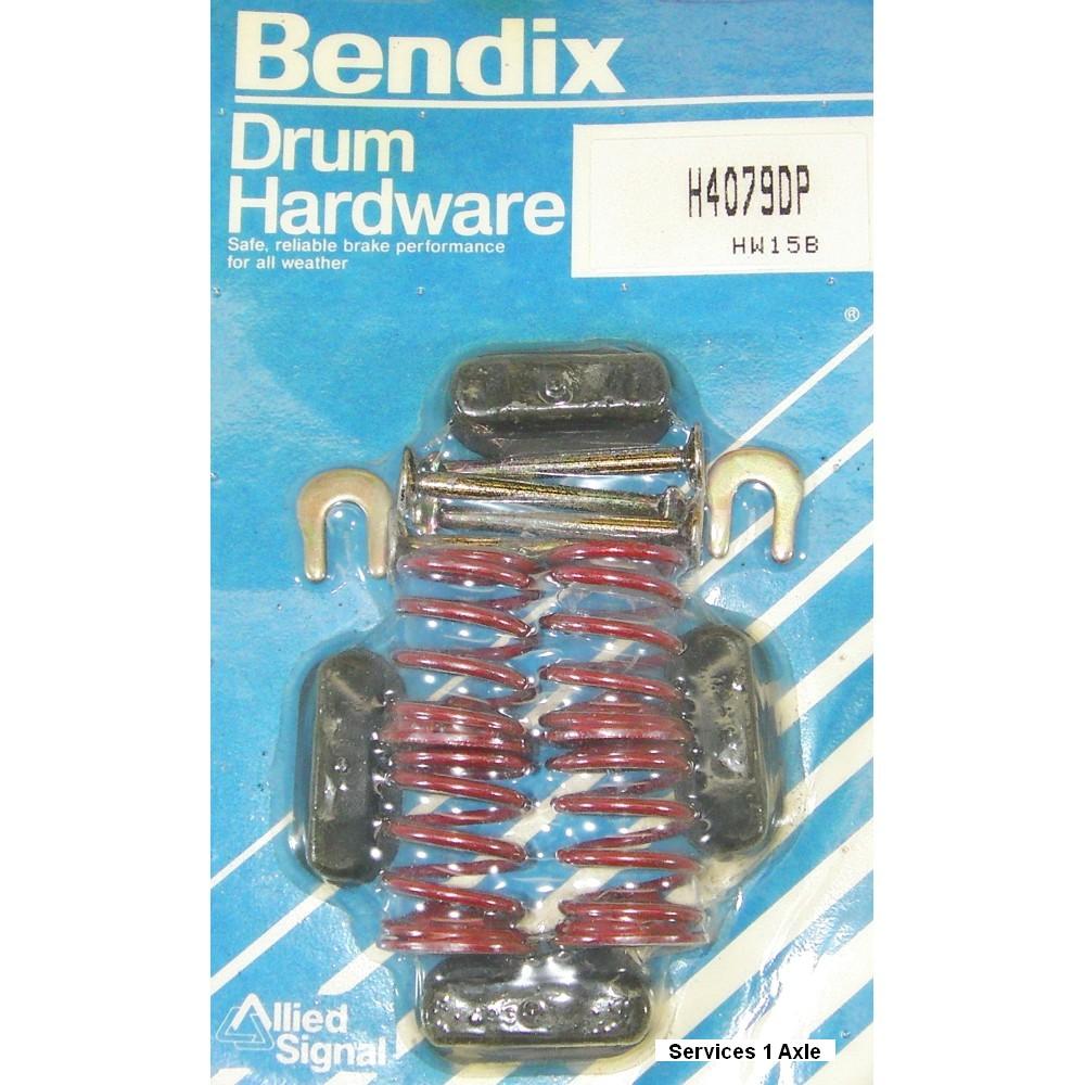 Bendix H4079DP Drum Brake Shoe Hold Down Kit