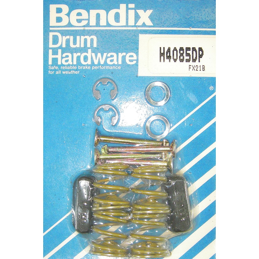 Bendix H4085DP Drum Brake Hold Down Kit