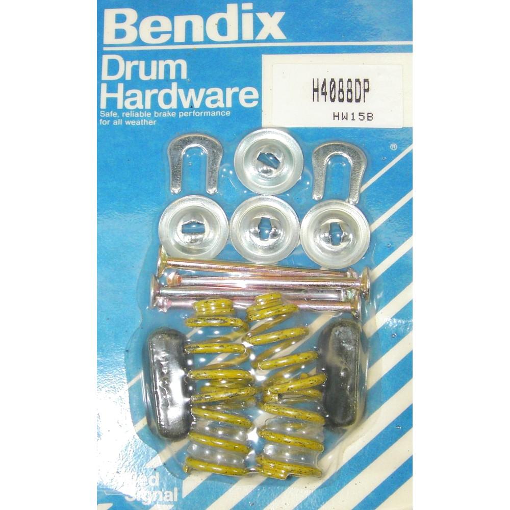 Bendix H4088DP Drum Brake Shoe Hold Down Spring Kit
