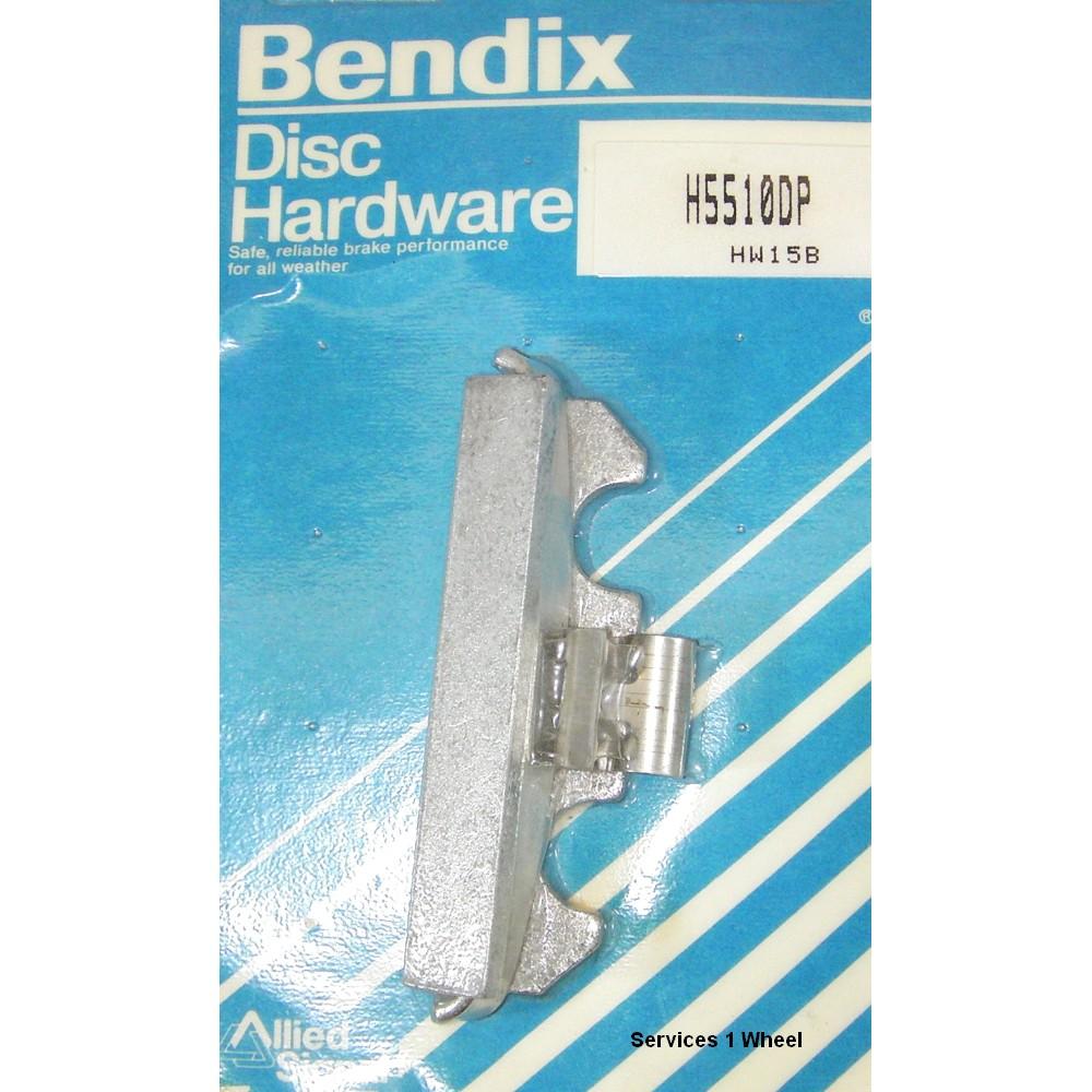 Bendix H5510DP Disc Brake Hardware Kit