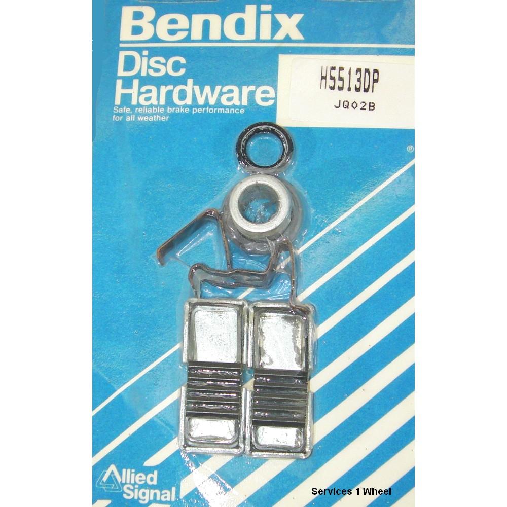 Bendix H5513DP Disc Brake Hardware Kit