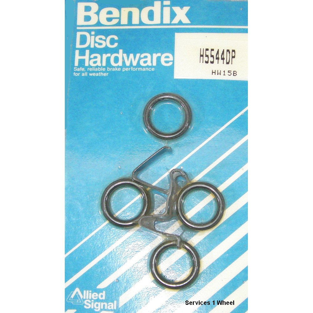 Bendix H5544DP Disc Brake Hardware Kit