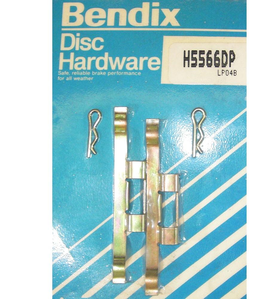 Bendix H5566DP Disc Brake Hardware Kit