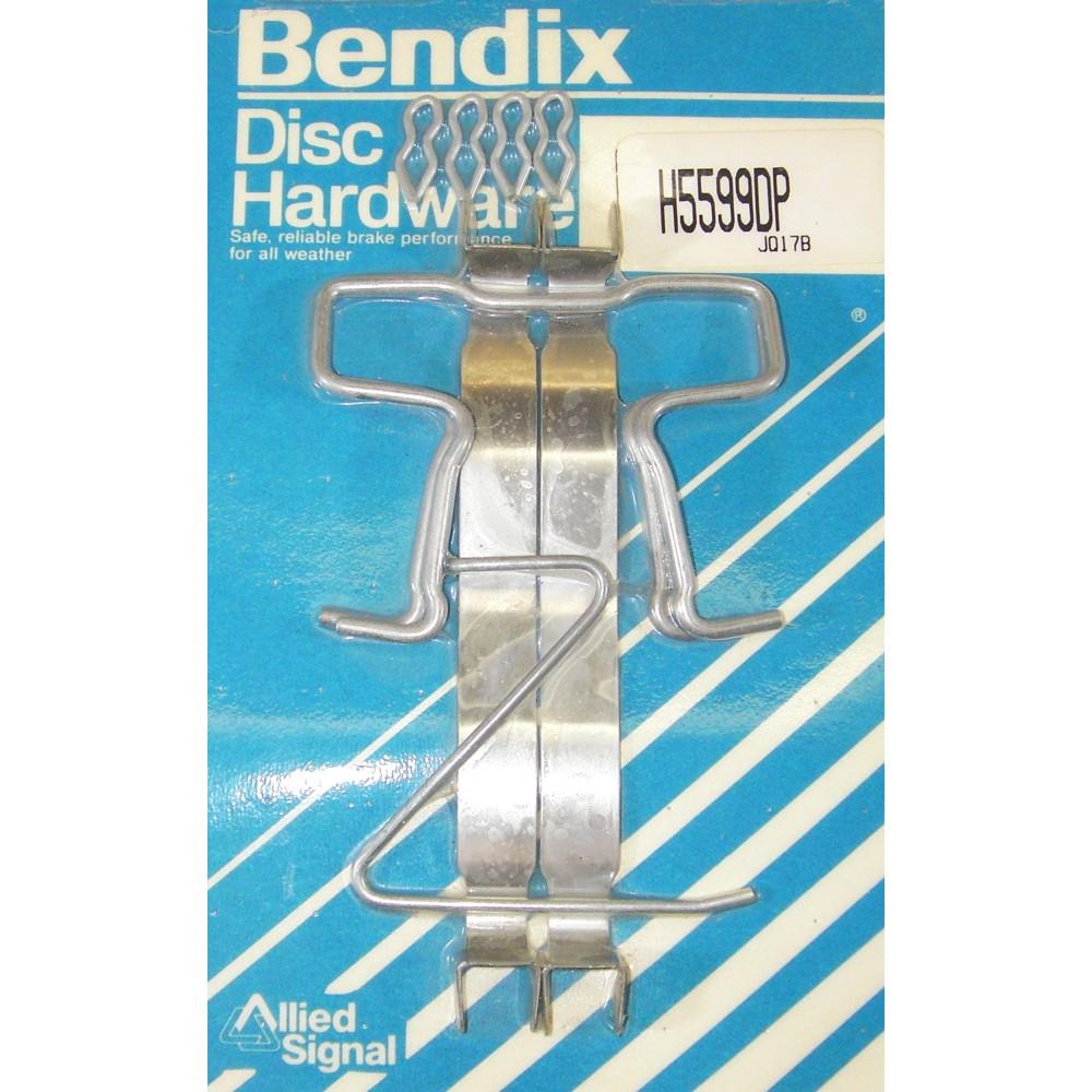 Bendix H5599DP Disc Brake Hardware Kit