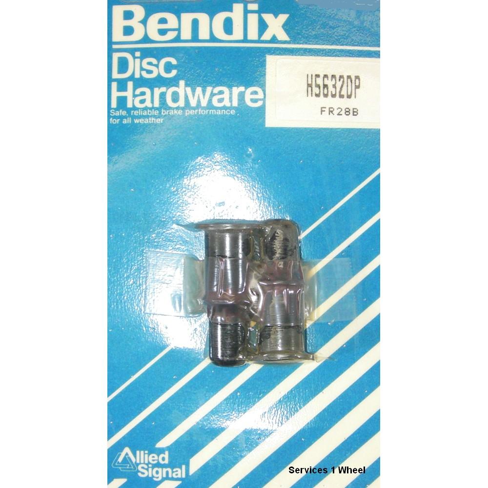 Bendix H5632DP Disc Brake Hardware Kit