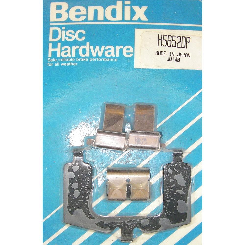 Bendix H5652DP Disc Brake Hardware Kit
