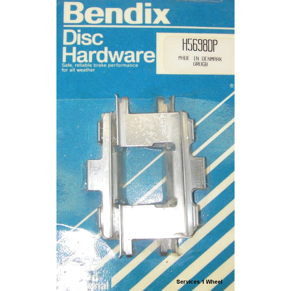 Bendix H5698DP Disc Brake Hardware Kit