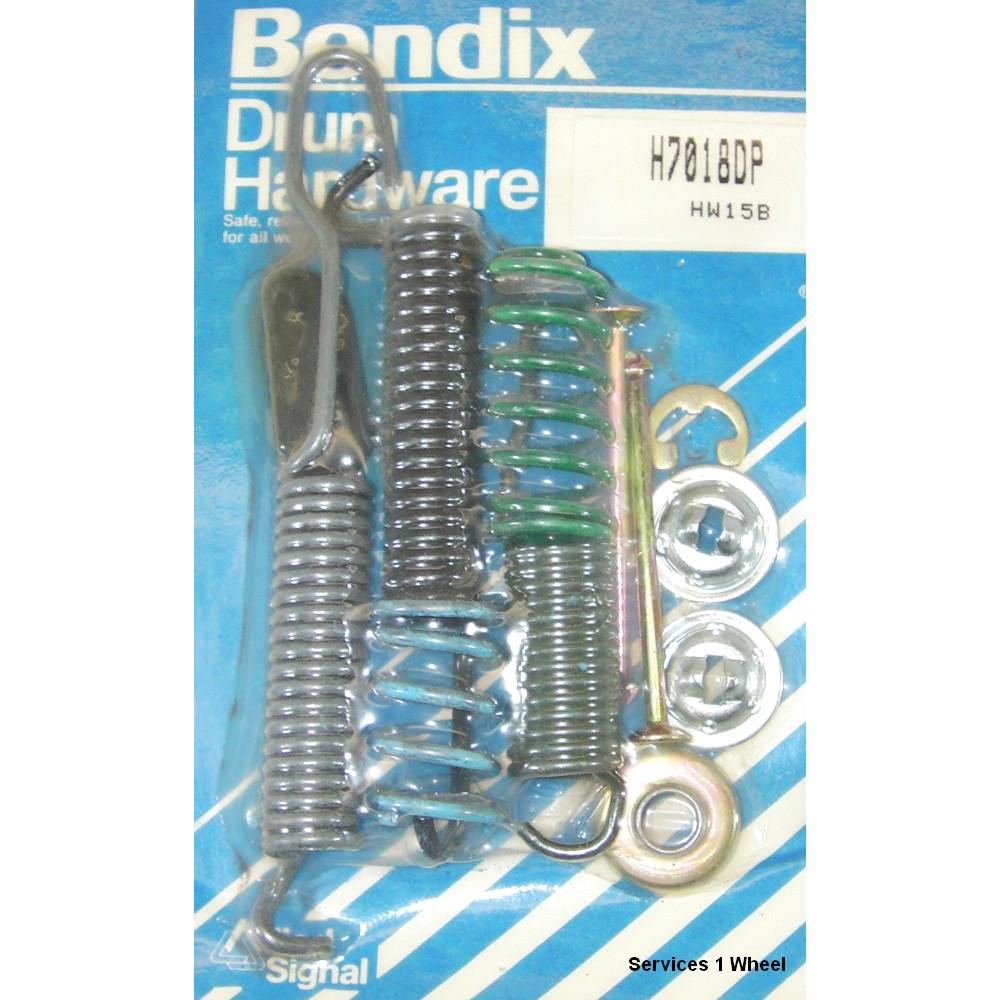 Bendix H7018DP Disc Brake Hardware Kit