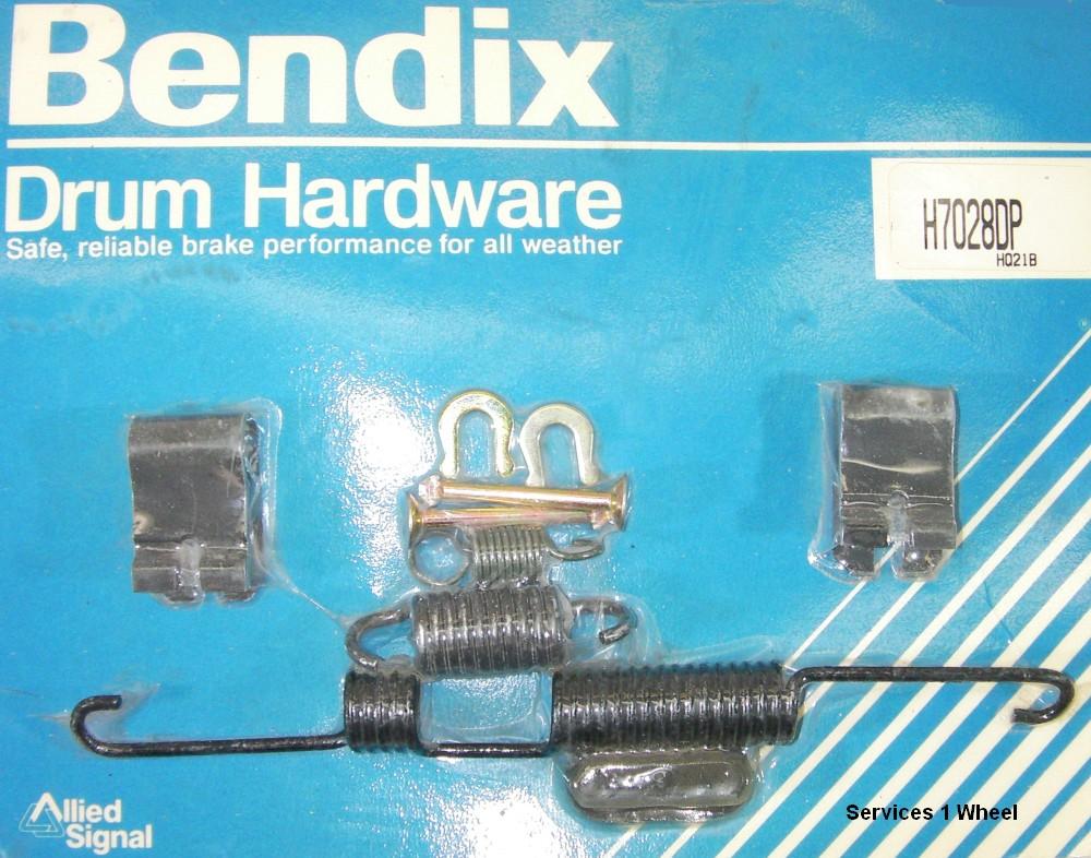 Bendix H7028DP Drum Brake Hardware Kit