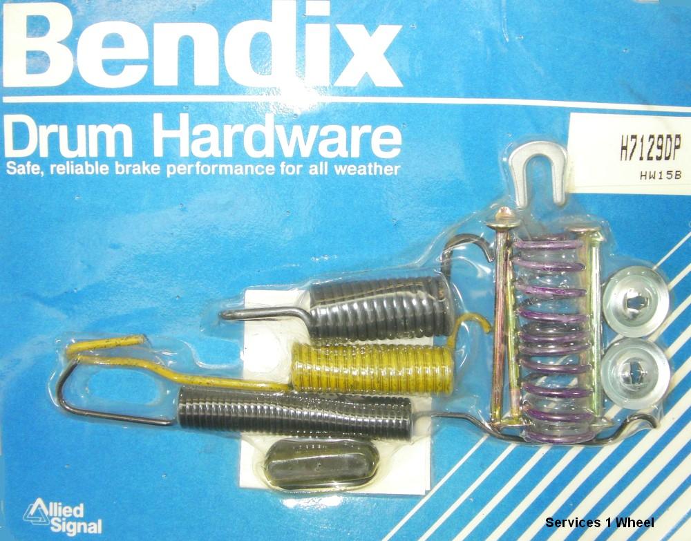 Bendix H7129DP Drum Brake Hardware Kit