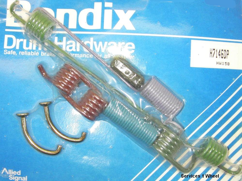 Bendix H7146DP Drum Brake Hardware Kit