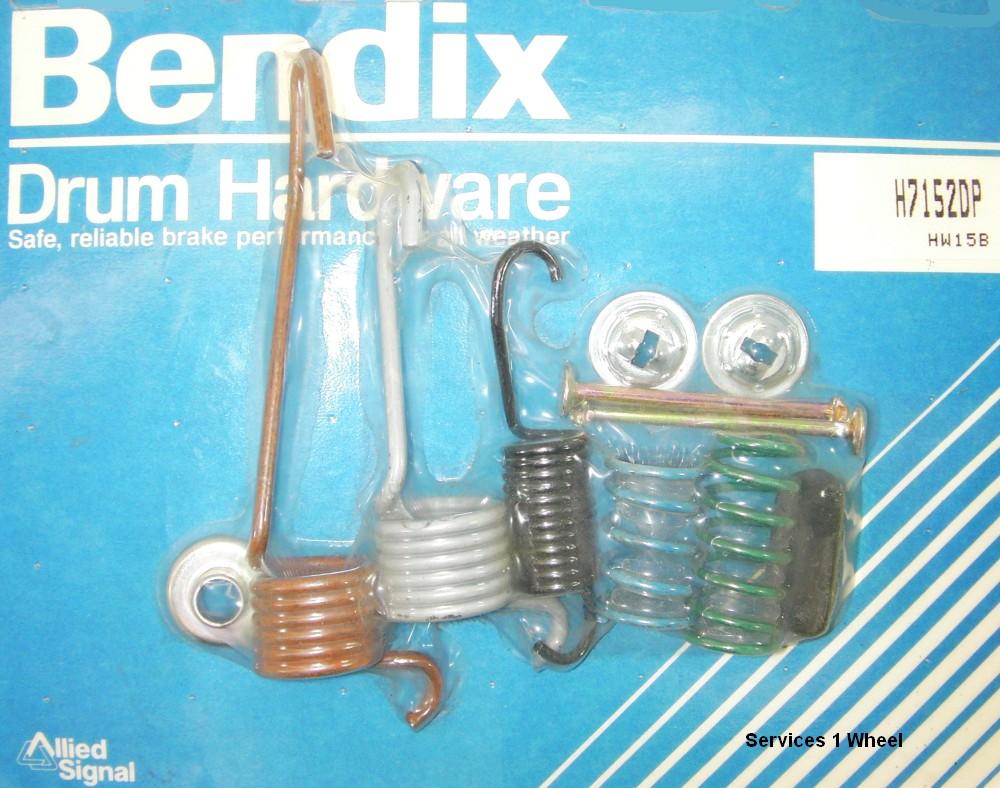Bendix H7152DP Drum Brake Hardware Kit