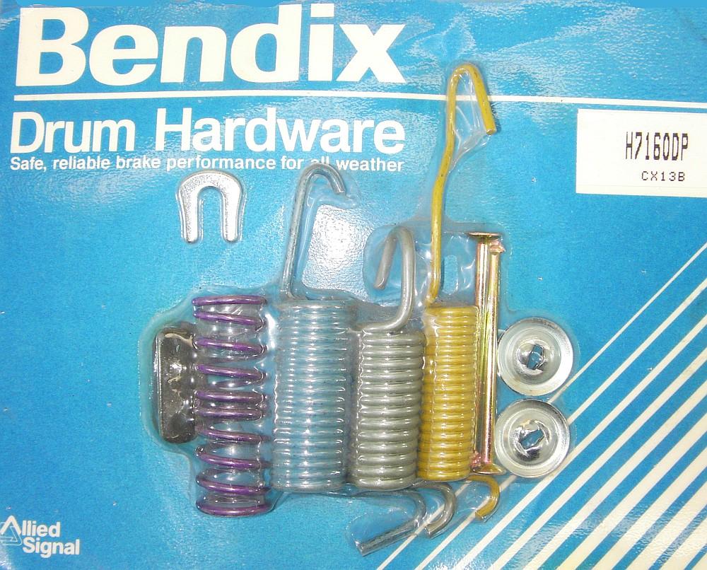 Bendix H7160DP Drum Brake Hardware Kit