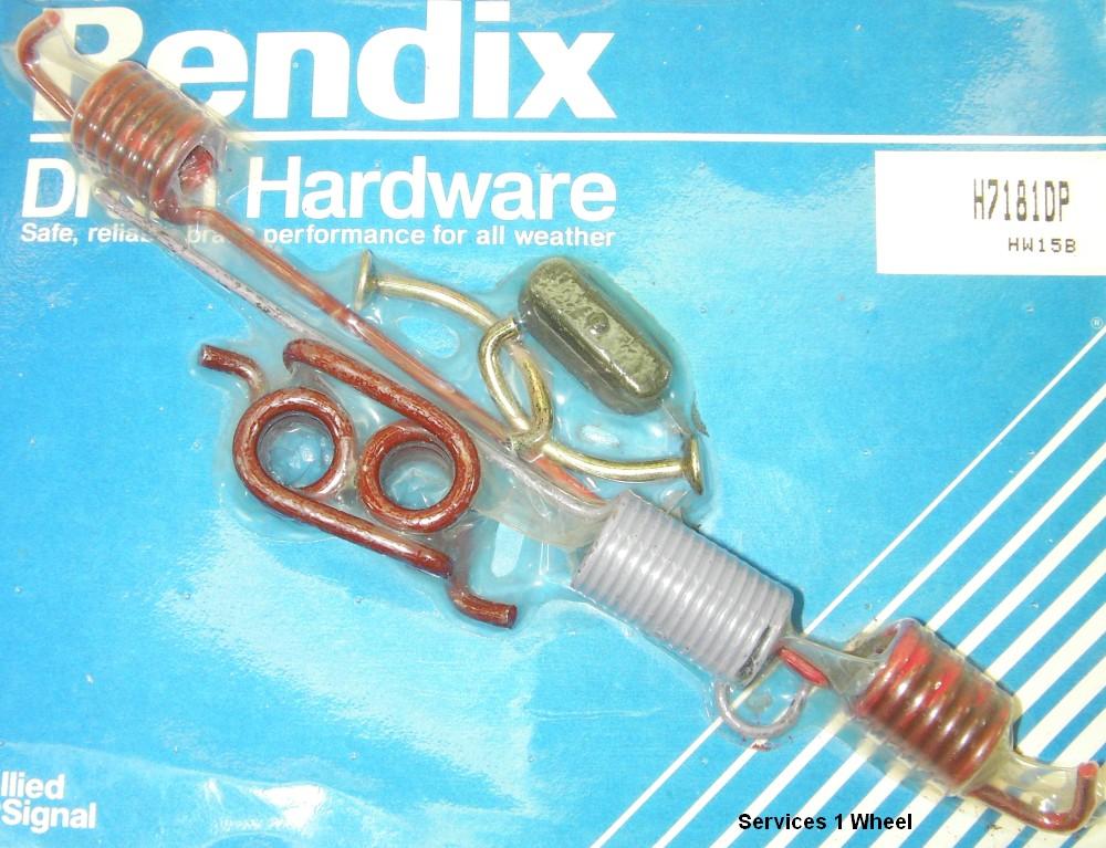 Bendix H7181DP Drum Brake Hardware Kit