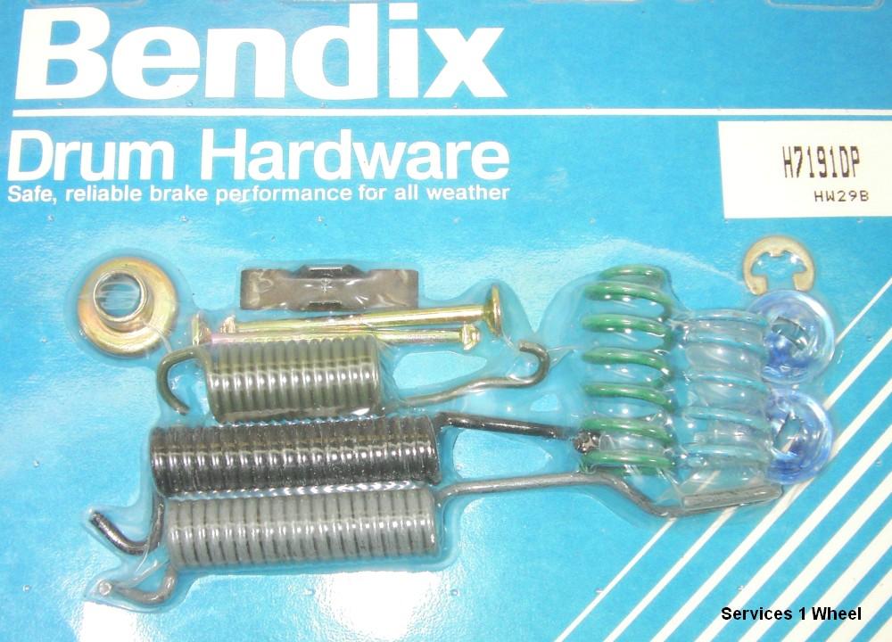 Bendix H7191DP Drum Brake Hardware Kit