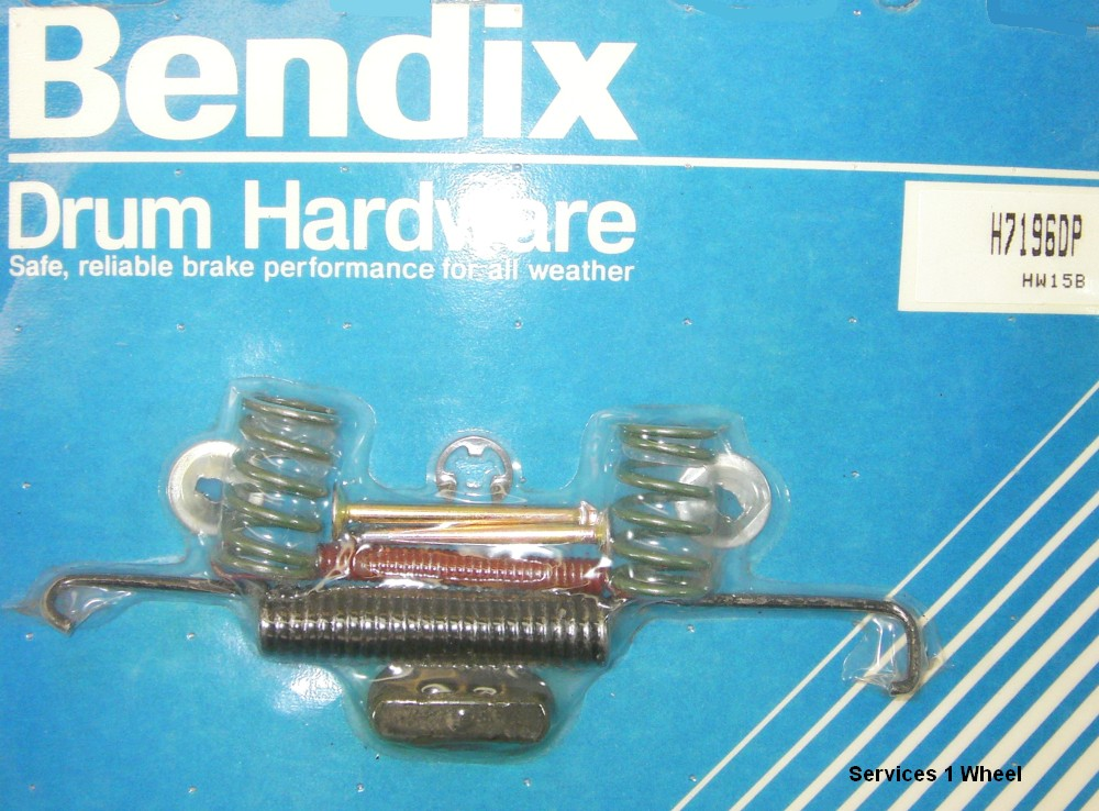 Bendix H7196DP Drum Brake Hardware Kit
