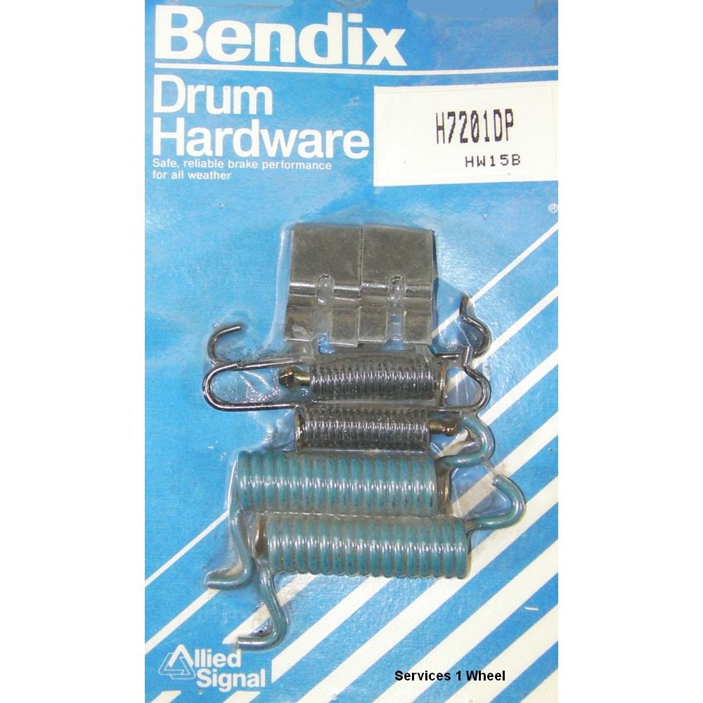 Bendix H7201DP Disc Brake Hardware Kit