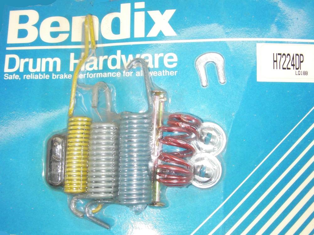 Bendix H7224DP Drum Brake Hardware Kit