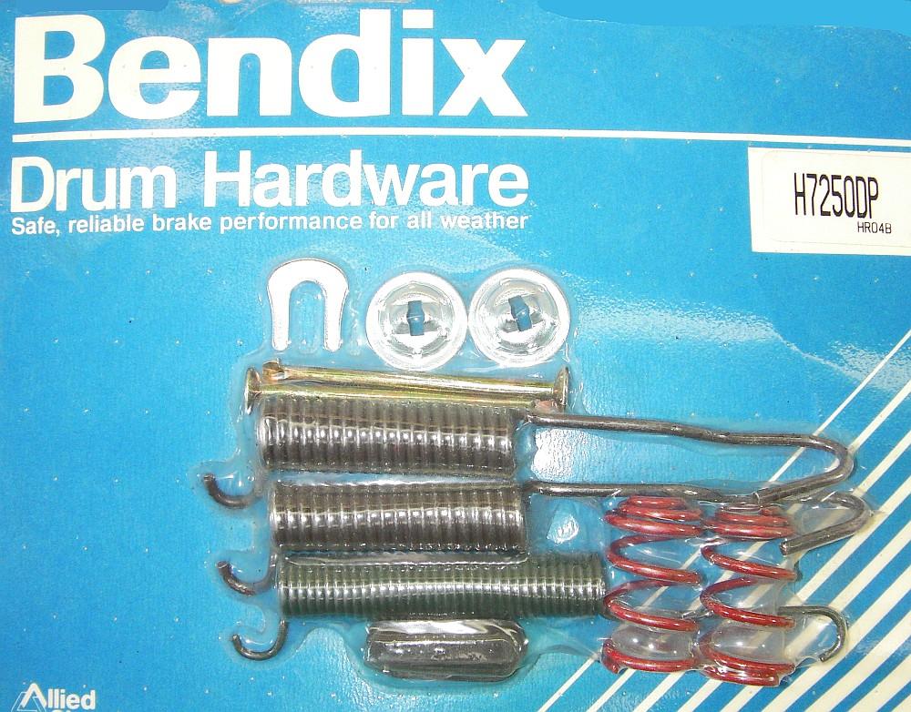 Bendix H7250DP Drum Brake Hardware Kit