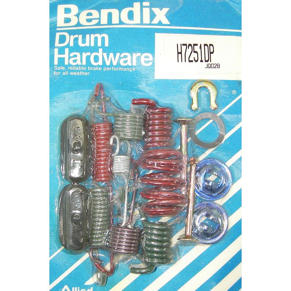 Bendix H7251DP Drum Brake hardware Kit