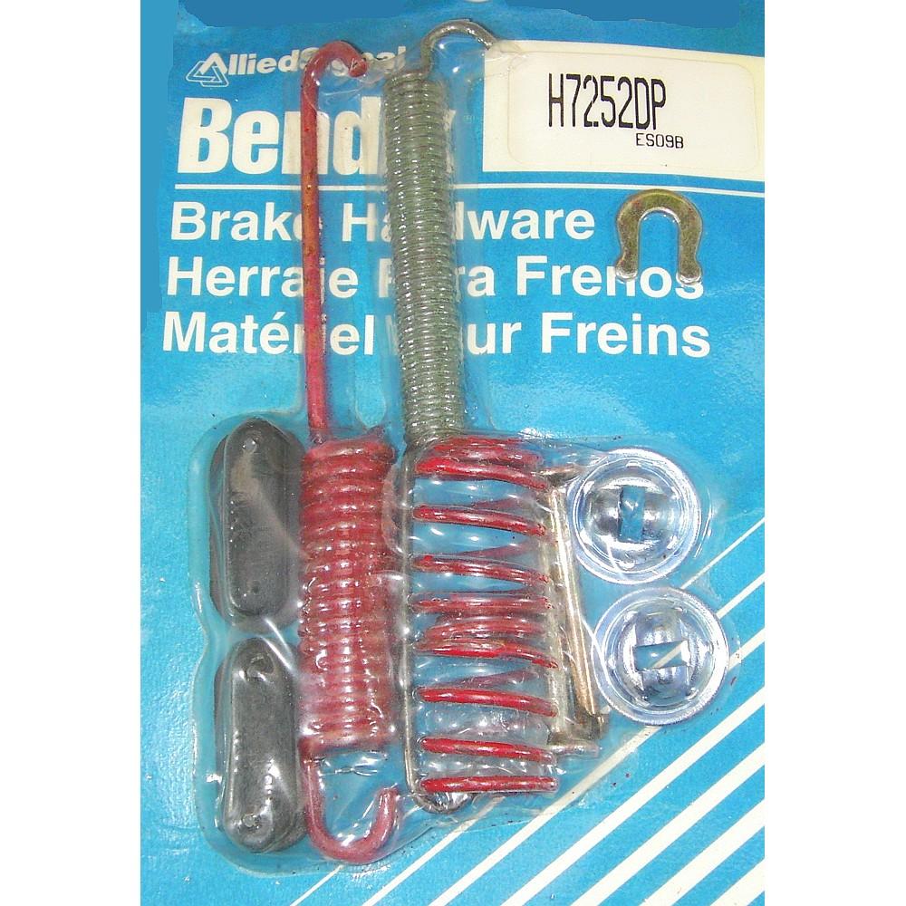 Bendix H7252DP Drum Brake Hardware Kit
