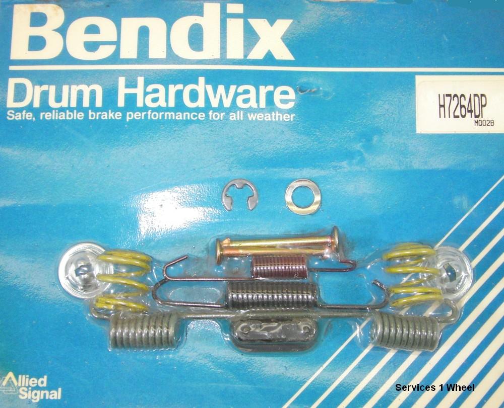 Bendix H7264DP Drum Brake Hardware Kit