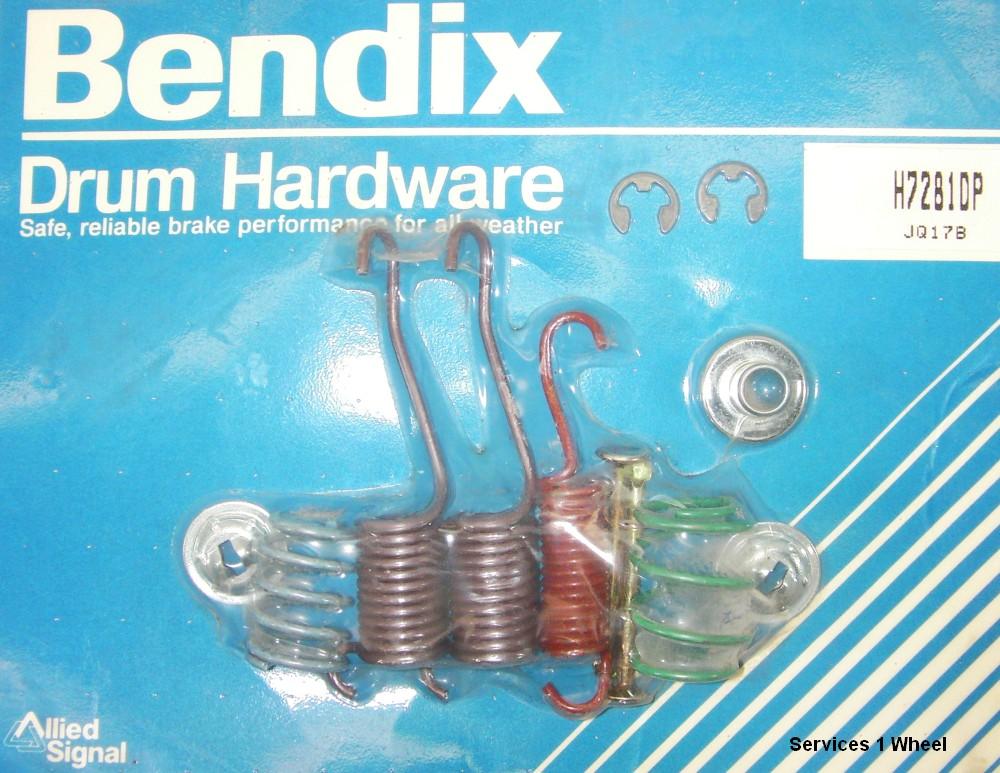 Bendix H7281DP Drum Brake Hardware Kit