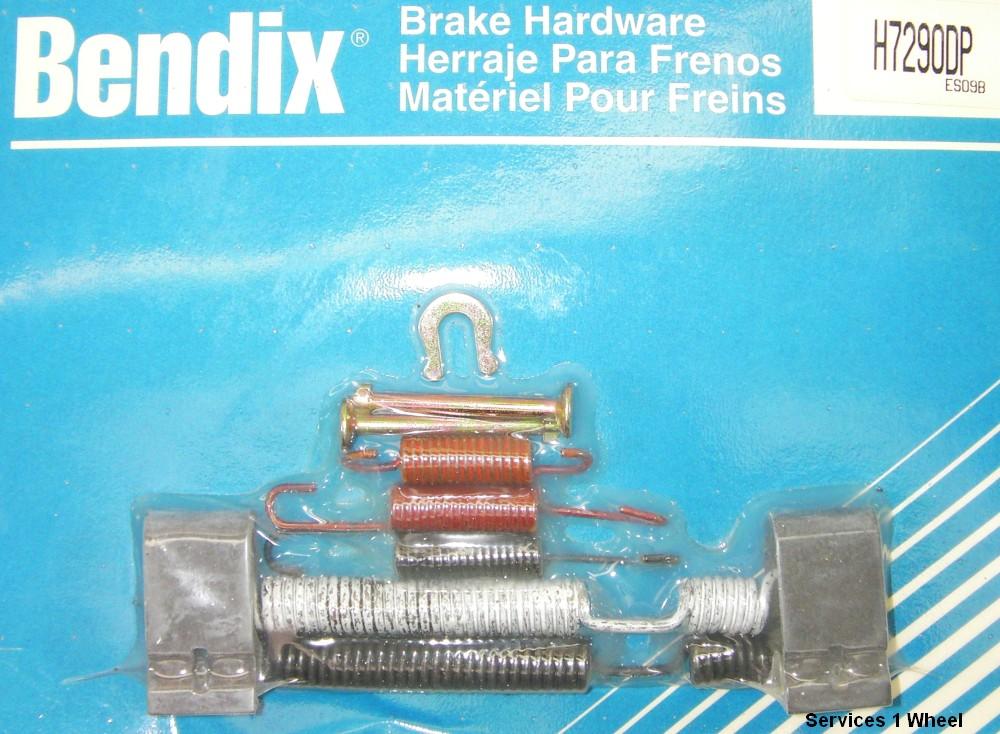 Bendix H7290DP Drum Brake Hardware Kit