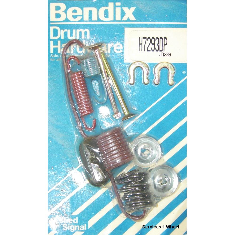Bendix H7293DP Disc Brake Hardware Kit