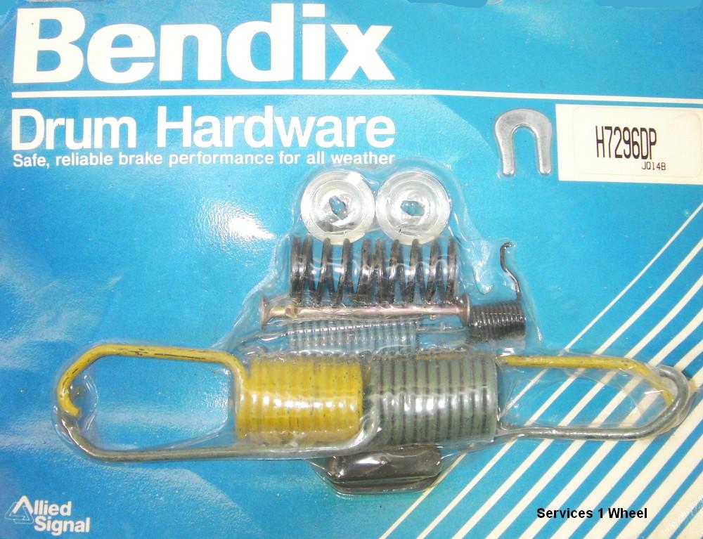 Bendix H7296DP Drum Brake Hardware Kit