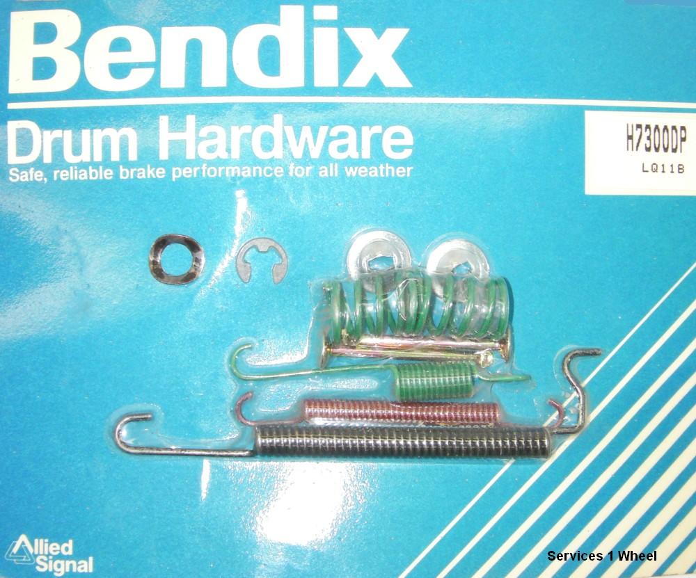 Bendix H7300DP Drum Brake Hardware Kit