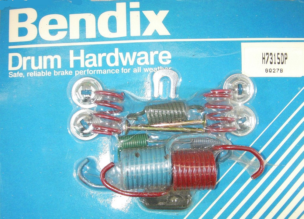 Bendix H7315DP Drum Brake Hardware Kit