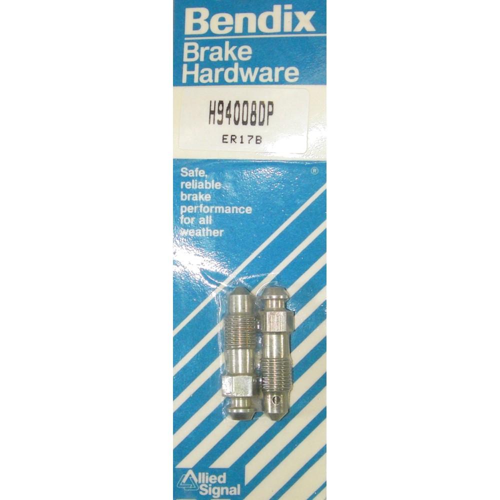 Bendix 94008DP Brake Bleeder Screw