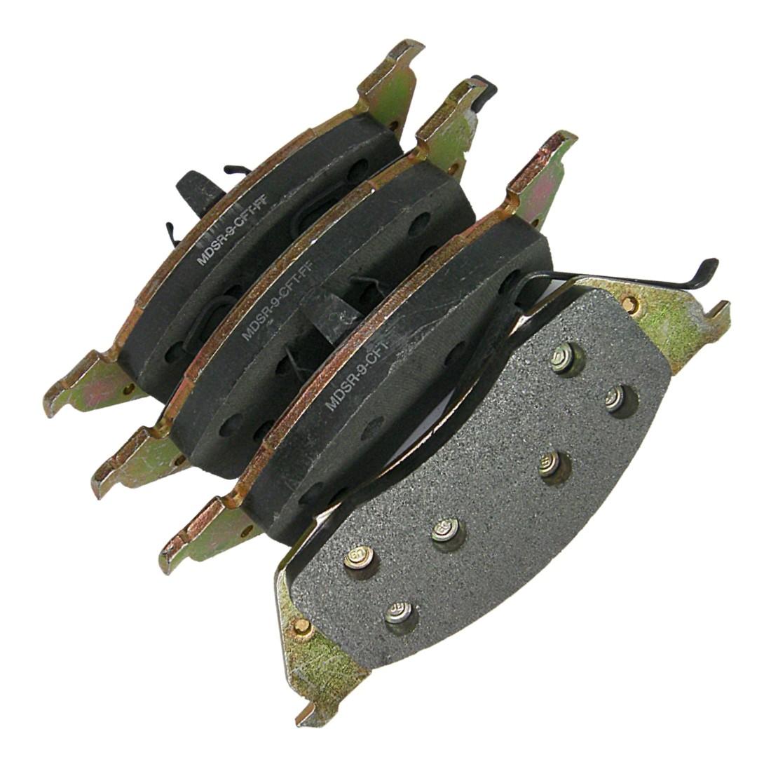 Callahan MDS-529A Disc Brake Pads