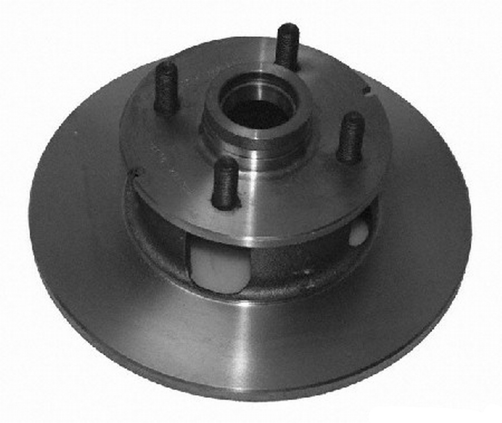 Friction Master 55545 Disc Brake Rotor and Hub Assembly and Hub Assembly