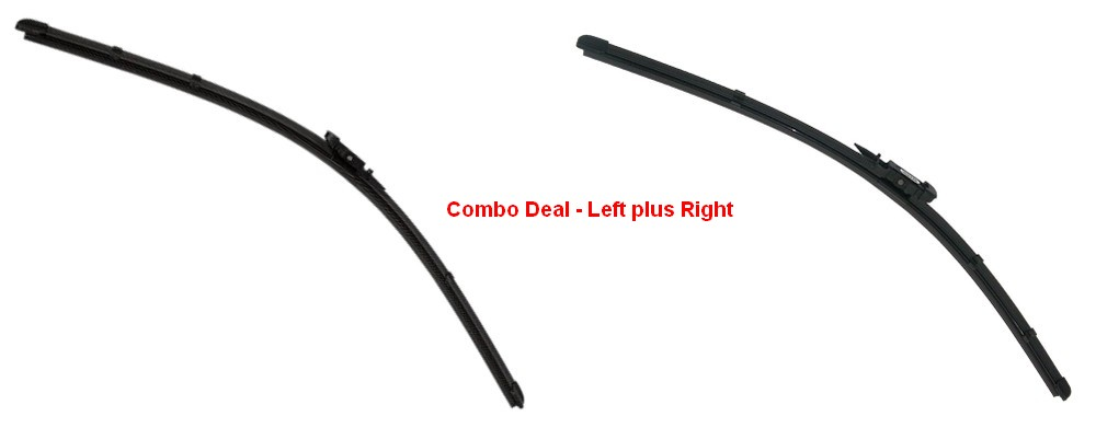 Genuine GM 20988799+20988800 Windshield Wiper Blade