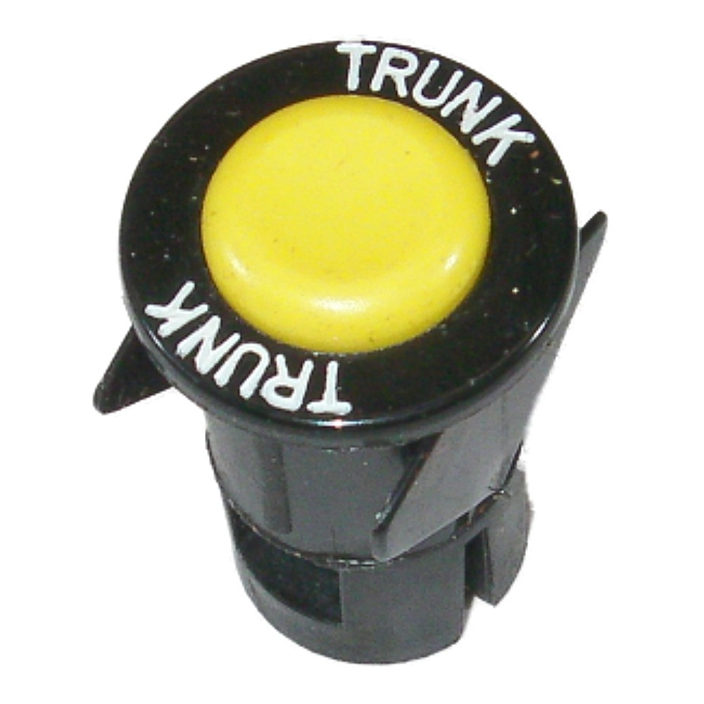 Genuine GM 22528104 Trunk Lid Release Push Button Switch