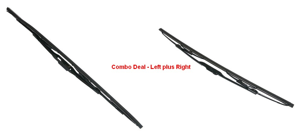 Genuine GM 22703507+22703508 Windshield Wiper Blade