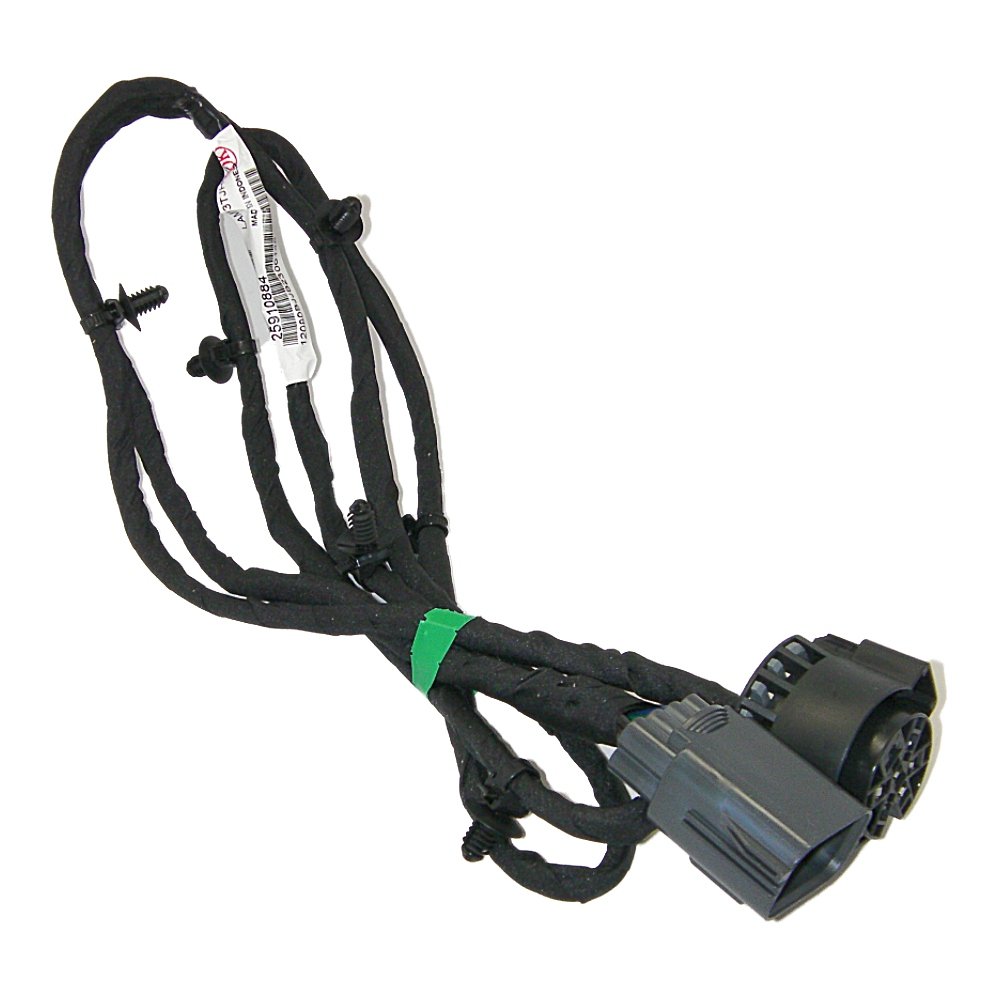 Genuine_GM_25910884_Primary genuine gm 25910884 gm original equipment trailer wiring 25910883 wire harness at highcare.asia